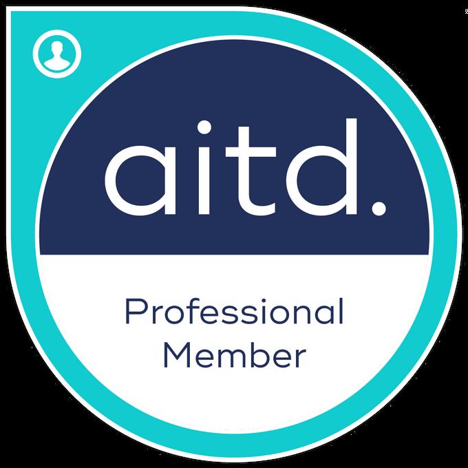 AITD professional membership credential