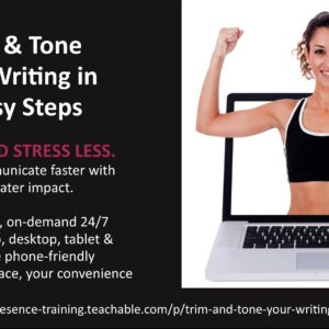 Online business writing course